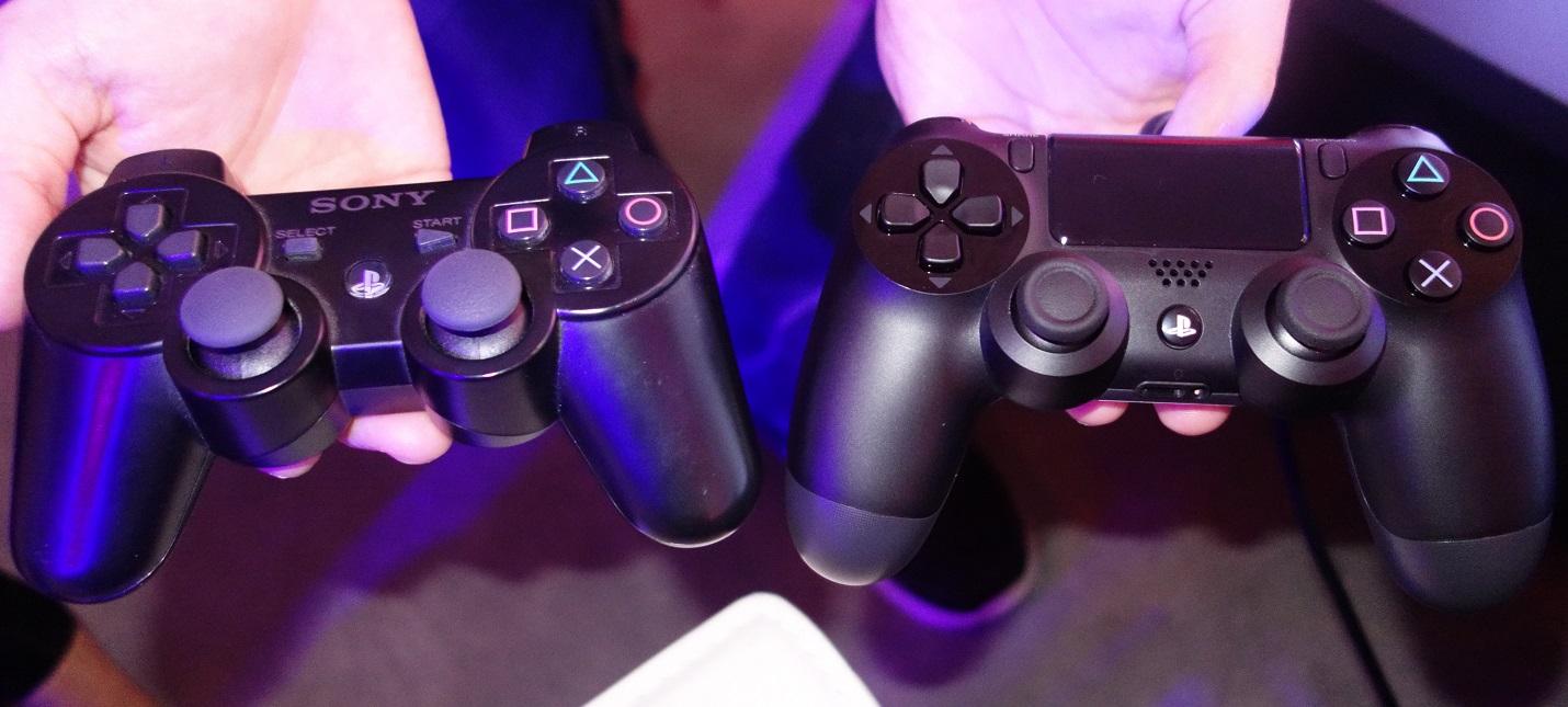 На GDC 2019 были представлены прототипы DualShock 4