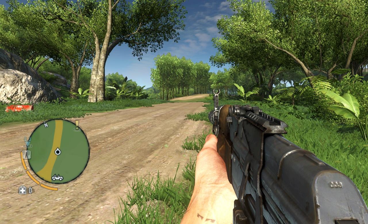 Скачать моды на Far Cry 1