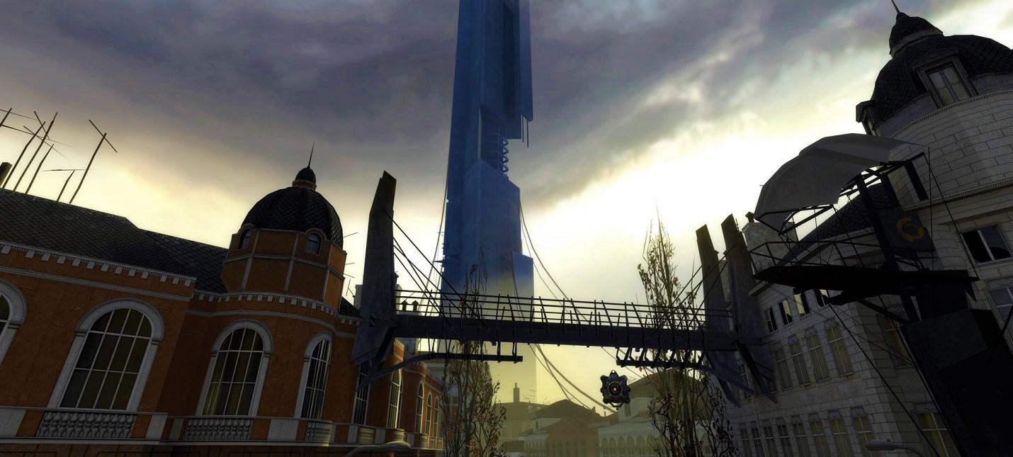 13 минут геймплея фанатской версии Half-Life 2: Episode Three