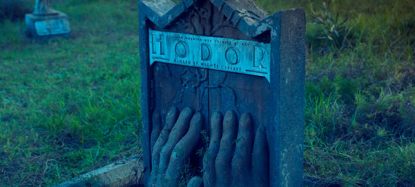 """В Австралии построили кладбище павших героев """"Игры Престолов"""""""