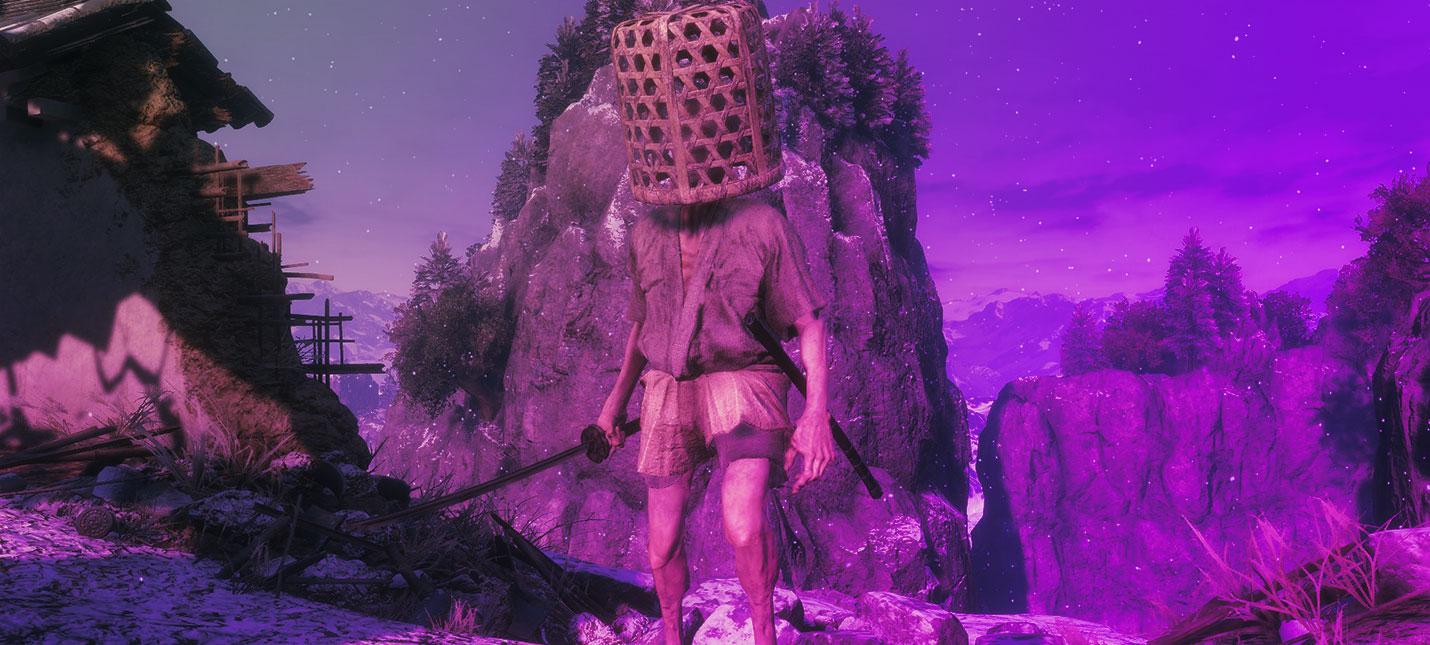 Мод Sekiro включает 25 костюмов, в том числе ящера и Эмму