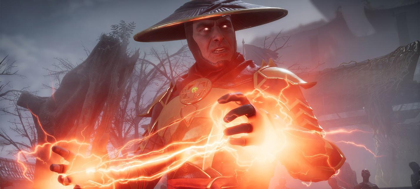 Mortal Kombat 11 снят с продажи в Украине