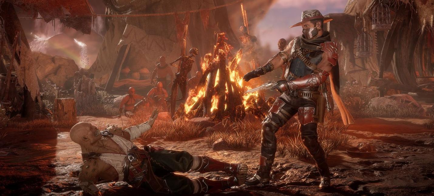 Утечка: Mortal Kombat 11 потребует интернет-соединение для Крипты и Башни