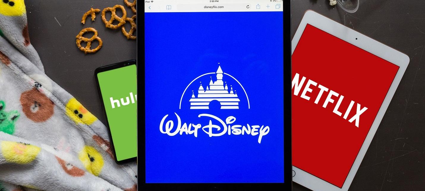 Netflix не беспокоит появление стриминговых сервисов Apple и Disney