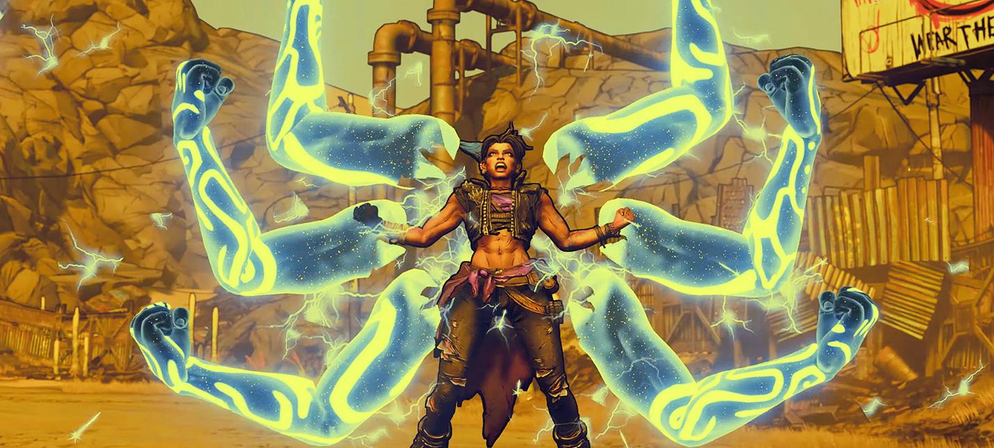Первый геймплей Borderlands 3 покажут 1 мая