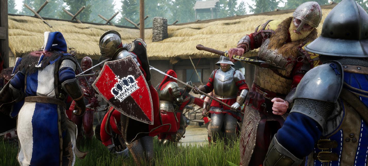 Новый трейлер Mordhau — симулятора средневековых сражений