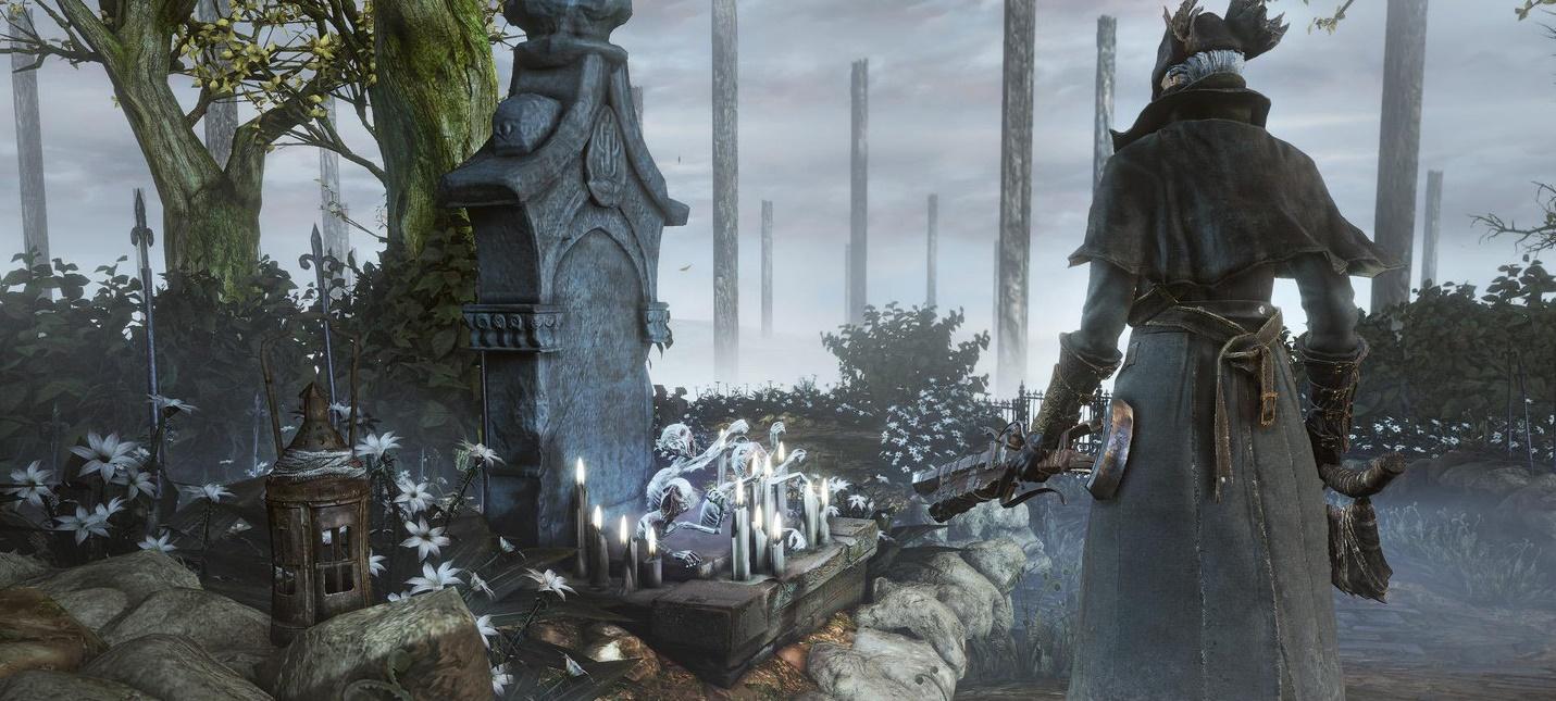 Настольная игра по Bloodborne обзавелась трейлером