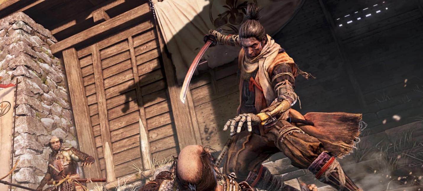 Новый патч для Sekiro: Shadows Die Twice изменил баланс умений