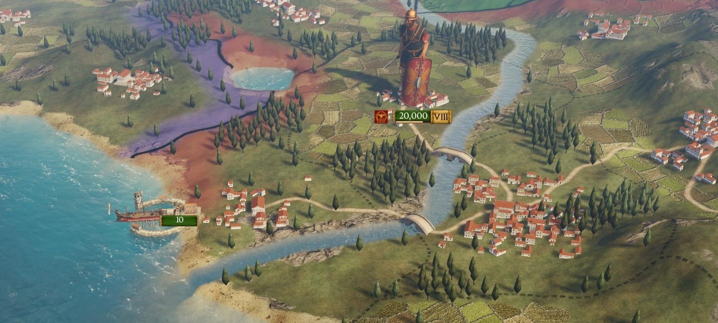 Официальный твиттер Армении рекламирует Imperator: Rome