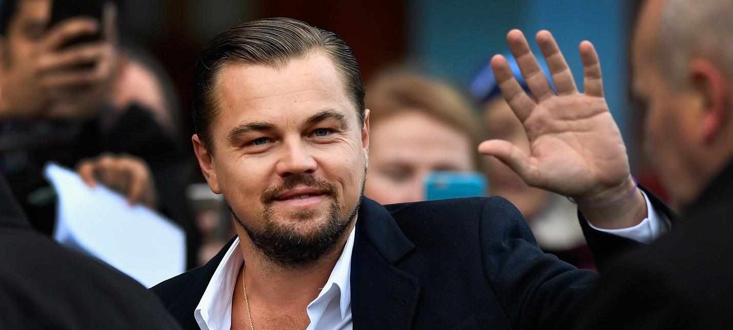 СМИ: Леонардо ДиКаприо может сыграть в новом фильме Гильермо дель Торо