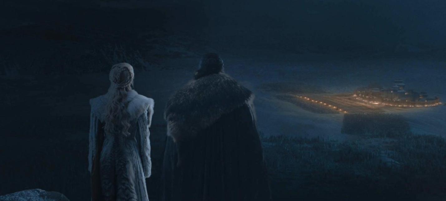 """Смерть у ворот — кадры третьего эпизода """"Игры Престолов"""""""