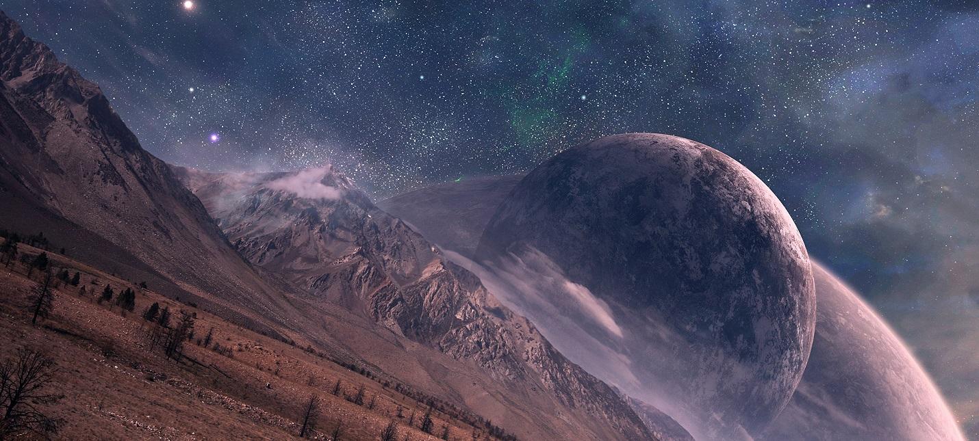 Исследование: молодые звезды разрушают атмосферу планет