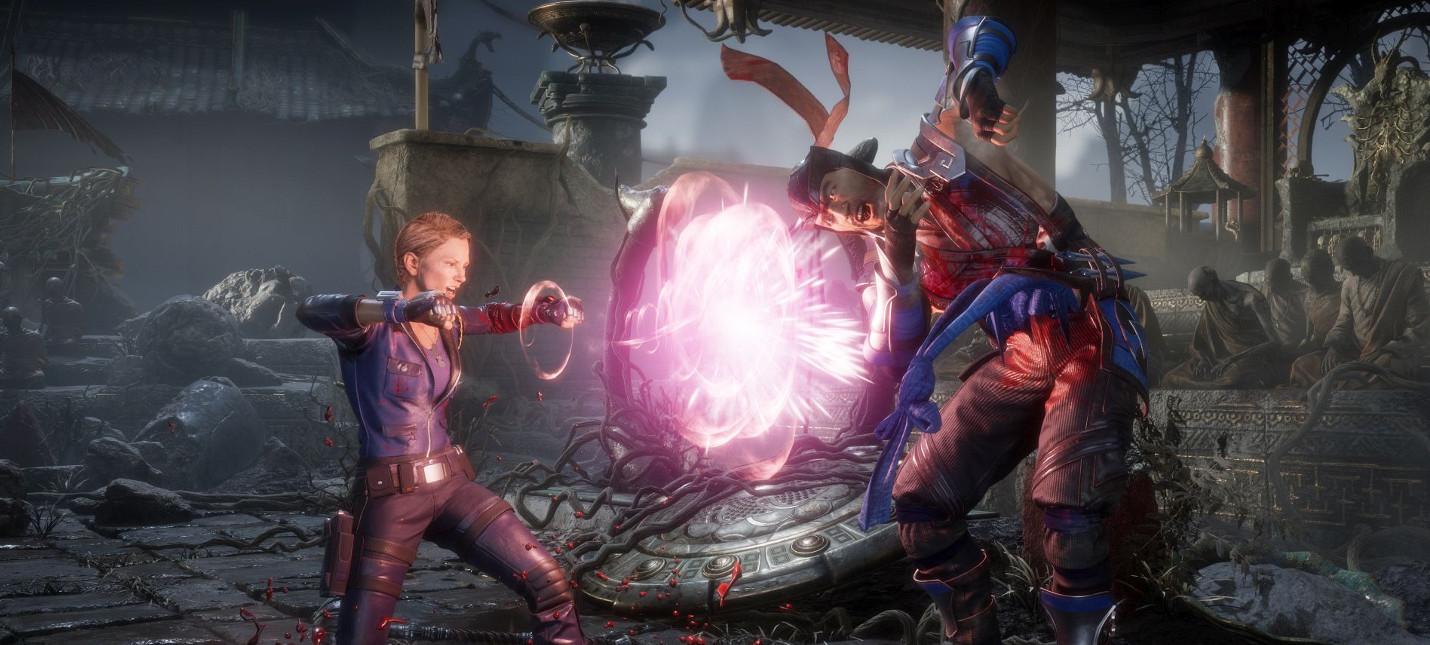 NetherRealm раскрыла подробности патчей для Mortal Kombat 11