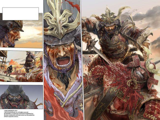 V Proizvodstve Nahoditsya Manga Po Sekiro Shadows Die Twice Hoteles y mapa de gajah mada. sekiro shadows die twice