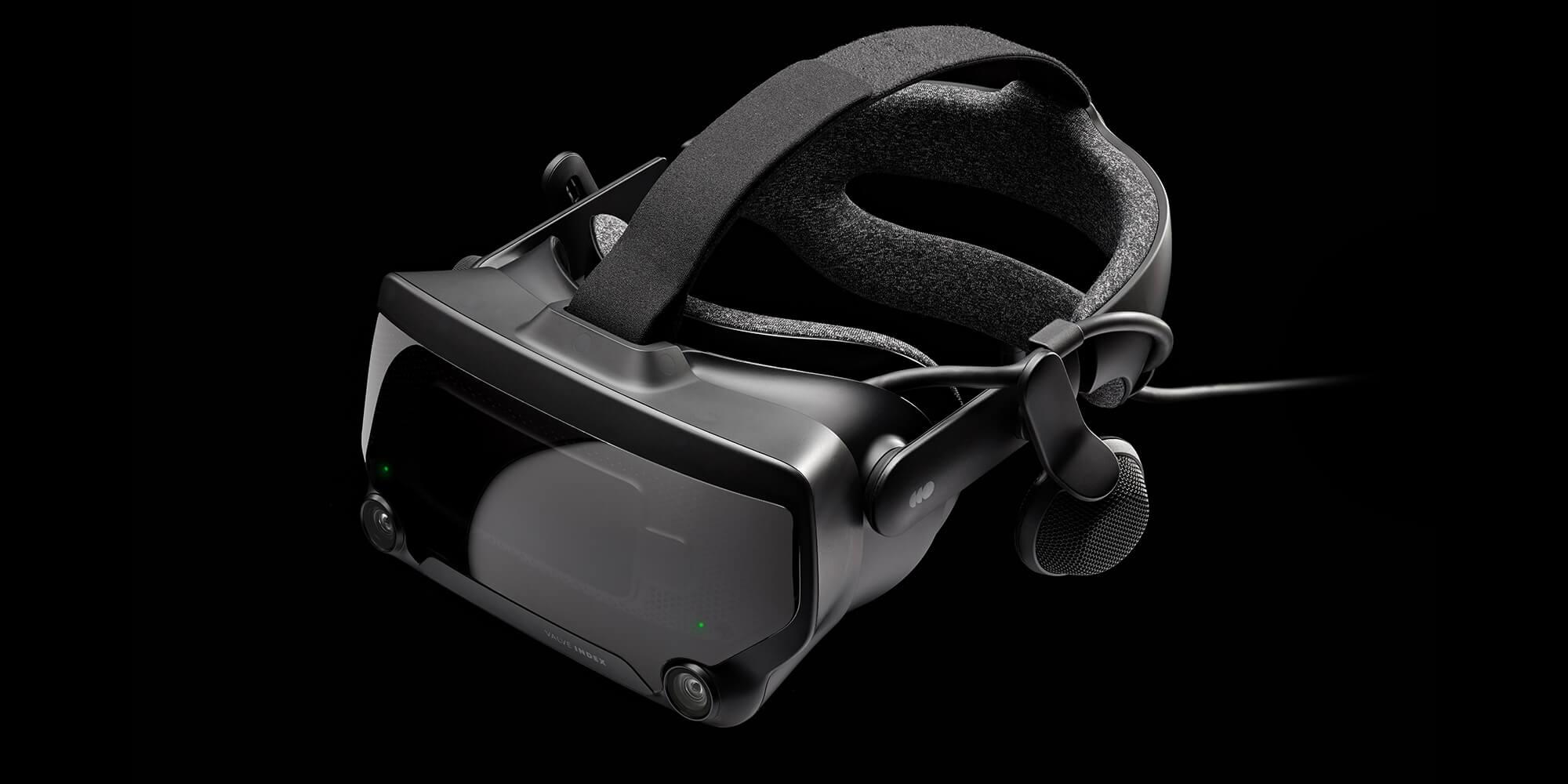 Официально: Подробности, цена и дата выхода VR-шлема Valve Index