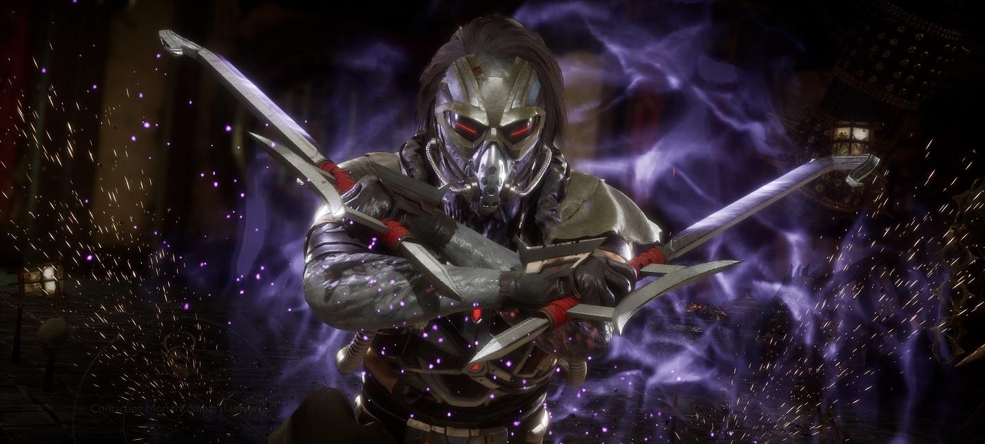 Вышел первый патч для Mortal Kombat 11 — награды за бои увеличились