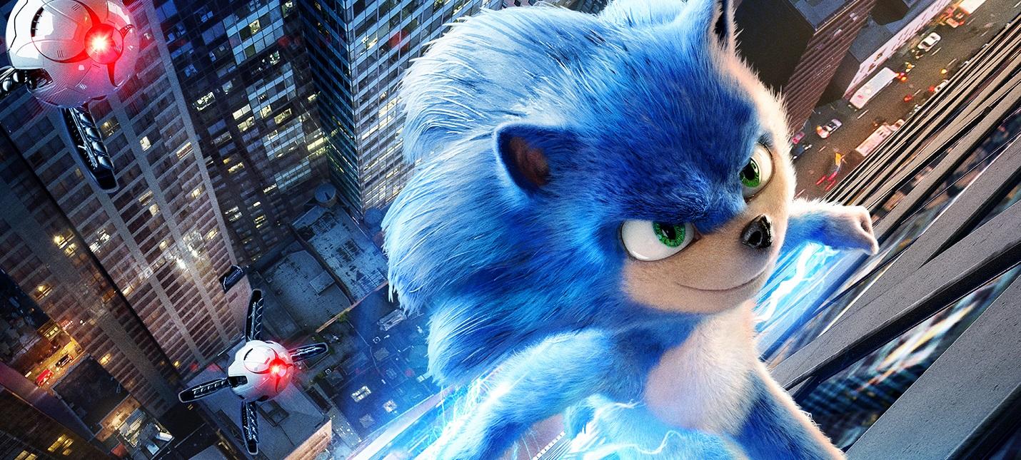 Режиссер экранизации Sonic the Hedgehog пообещал изменить внешний вид Соника