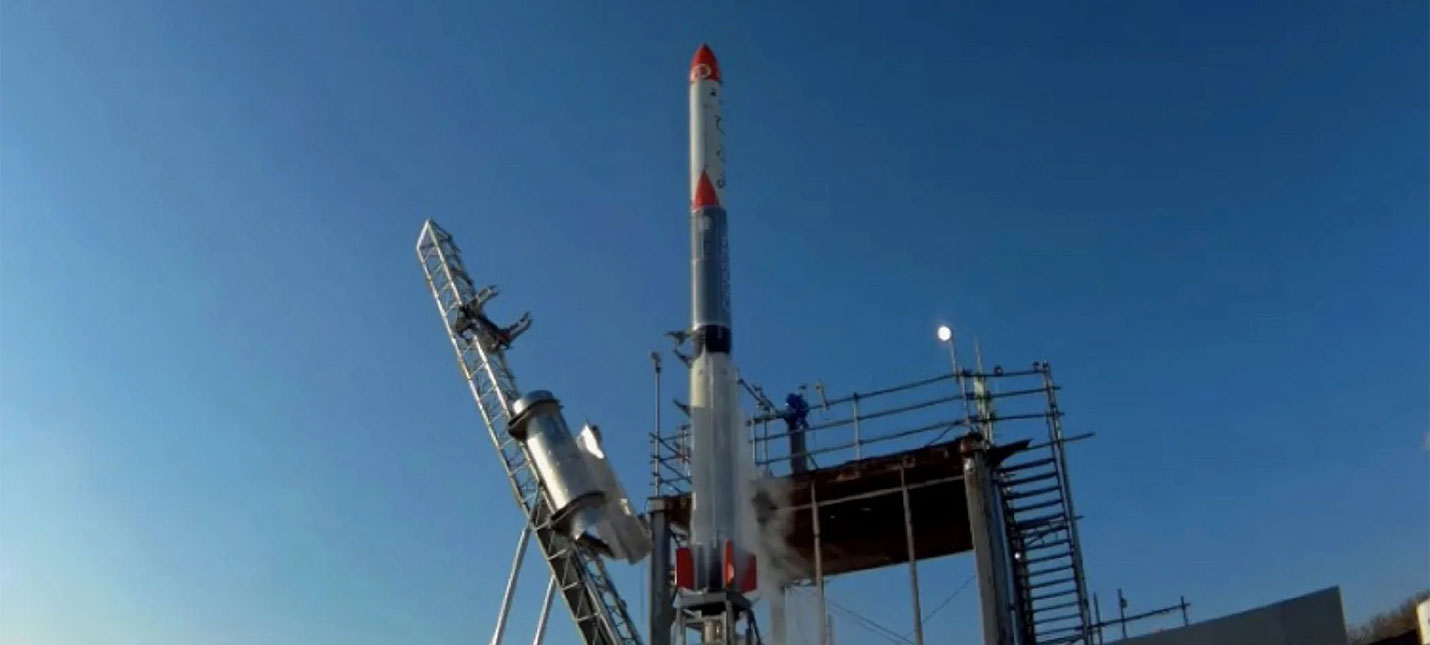 Первая частная японская ракета добралась до космоса
