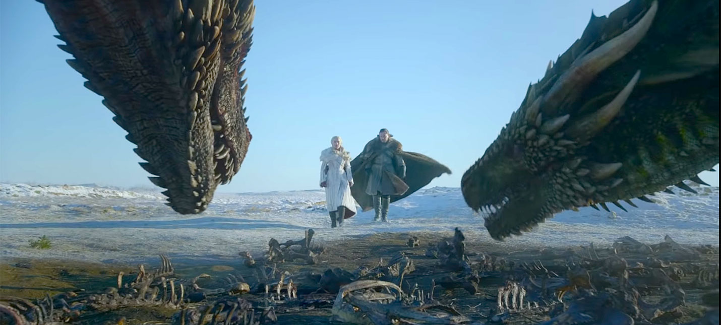 Игра Престолов: Сколько всего драконов в Вестеросе?