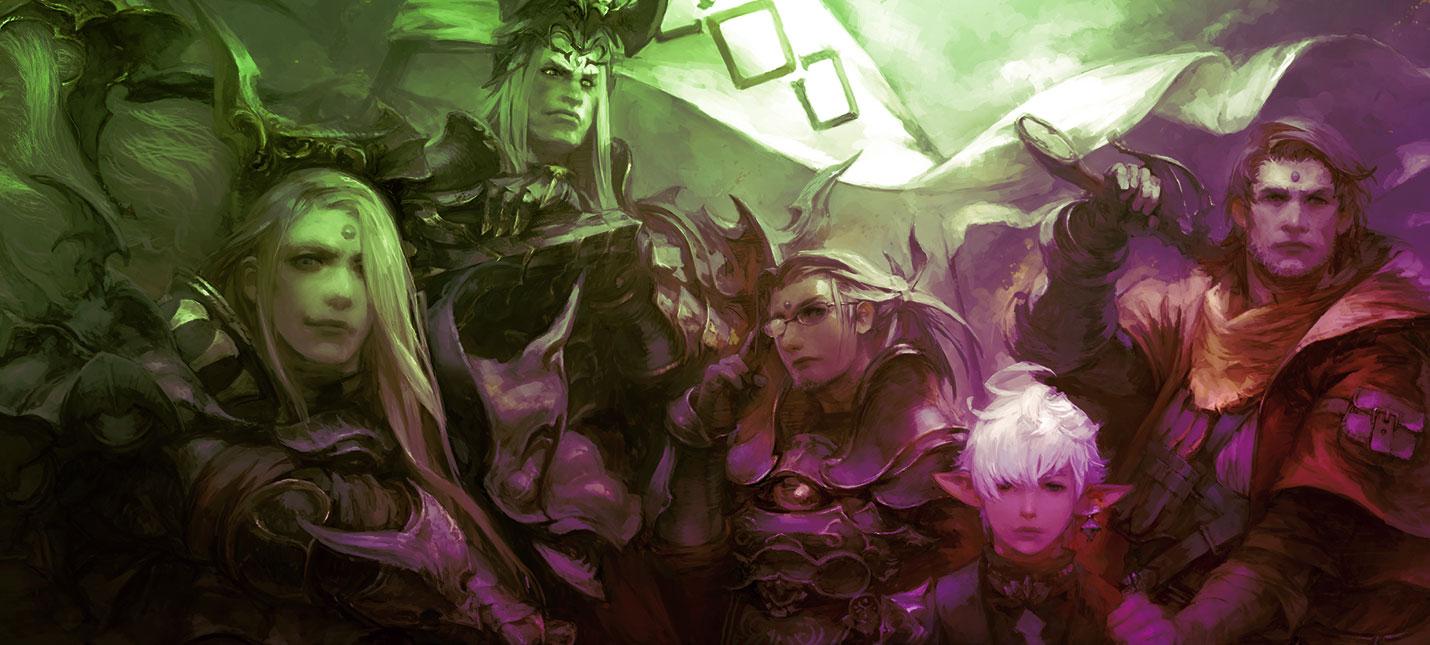 Созданный игроками Final Fantasy XIV журнал отметил годовщину
