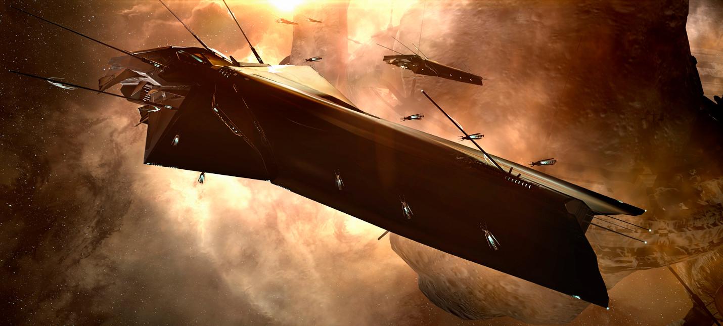 Расширение Invasion для EVE Online выйдет 28 мая