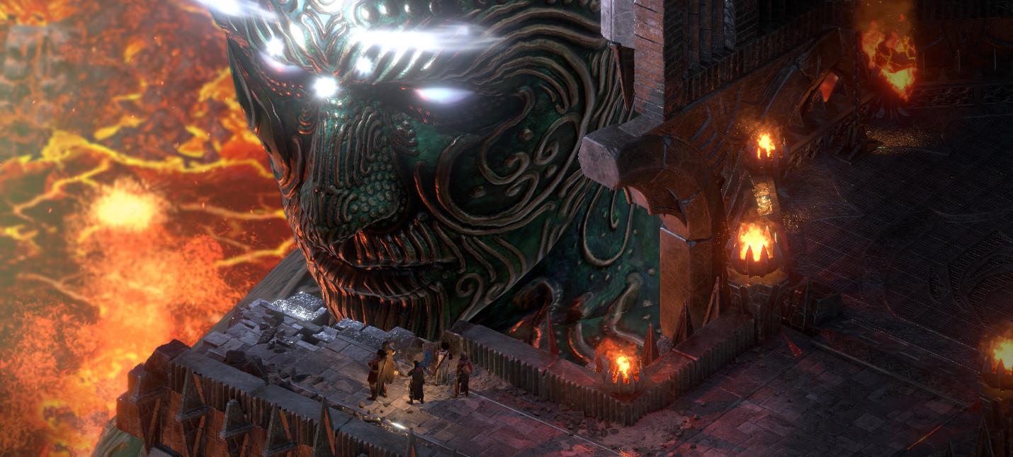 Для Pillars of Eternity 2: Deadfire вышло большое бесплатное обновление 5.0