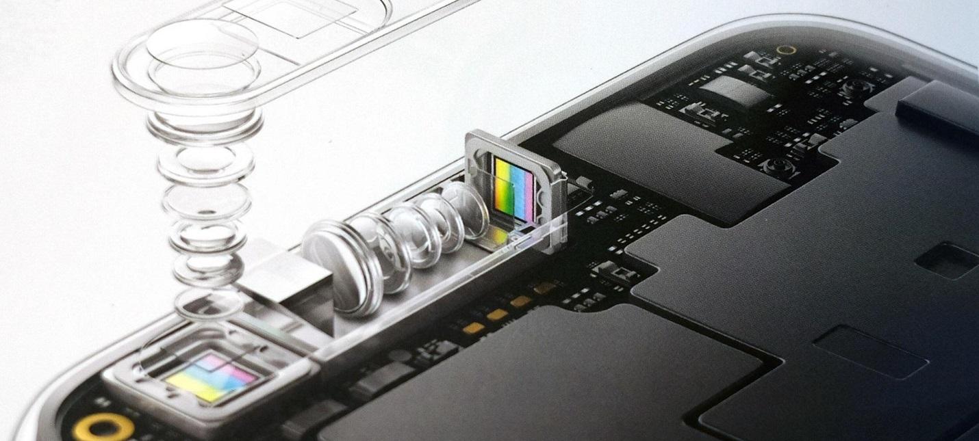 Samsung анонсировала 64-мегапиксельный сенсор для смартфонов