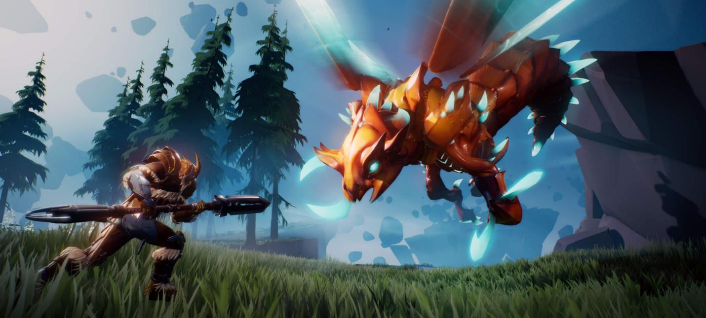 Кооперативный экшен Dauntless выйдет 21 мая