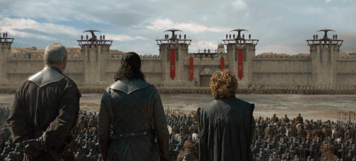 """Очень много огня — как снимали пятый эпизод """"Игры престолов"""""""