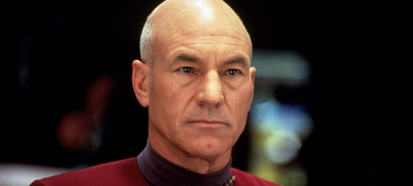 Star Trek: Picard — название сериала о постаревшем Жан-Люке Пикарде