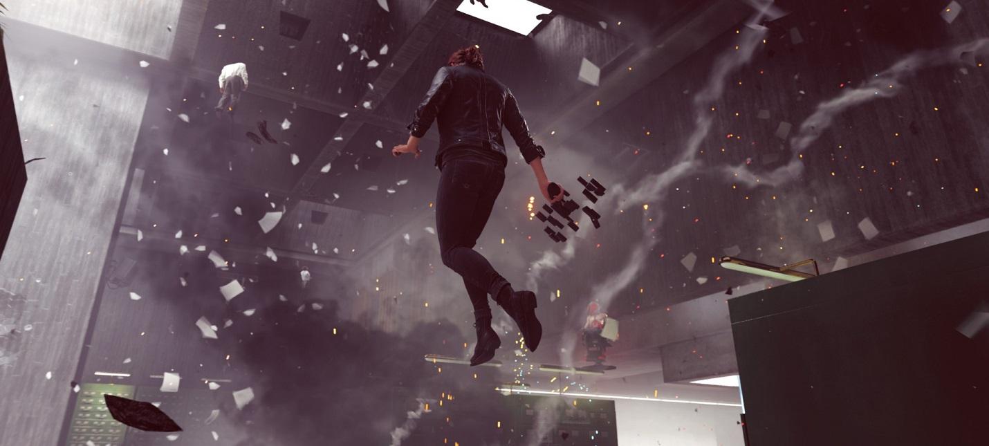 Временная эксклюзивность дополнений Control для PS4 будет недолгой