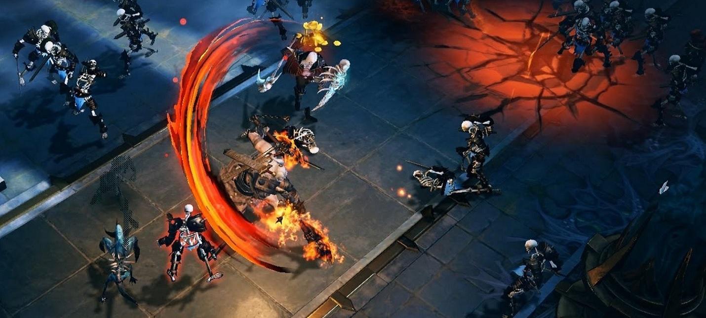 Президент Blizzard: Diablo Immortal будет крепкой игрой