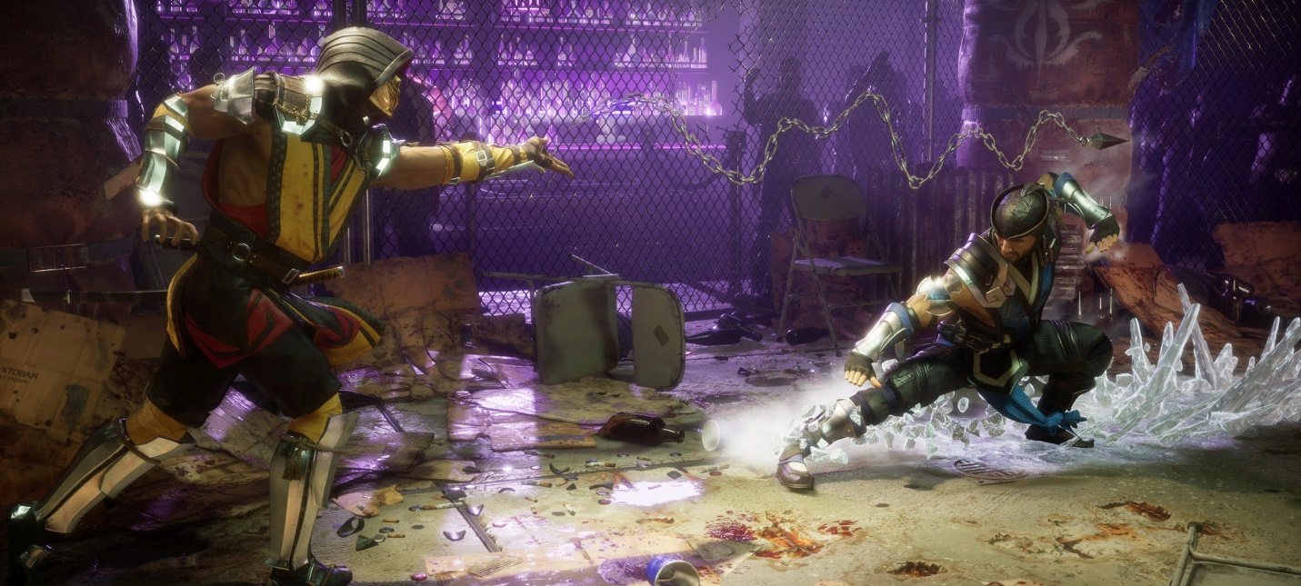 Разработчики Mortal Kombat 11 уберут ограничение в 30 fps в некоторых сценах PC-версии