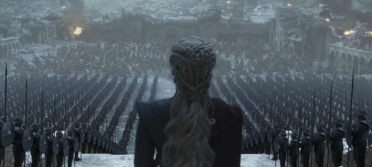 """Финал """"Игры престолов"""" поставил рекорд по количеству зрителей"""