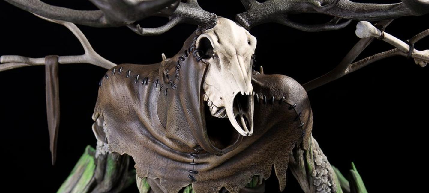 Dark Horse выпустит фигурку Лешего из The Witcher 3 — она обойдётся в 120 долларов