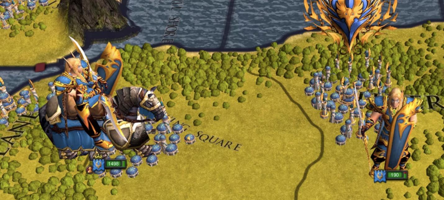 Глобальный мод Guardians of Azeroth для Crusader Kings II получил крупный патч