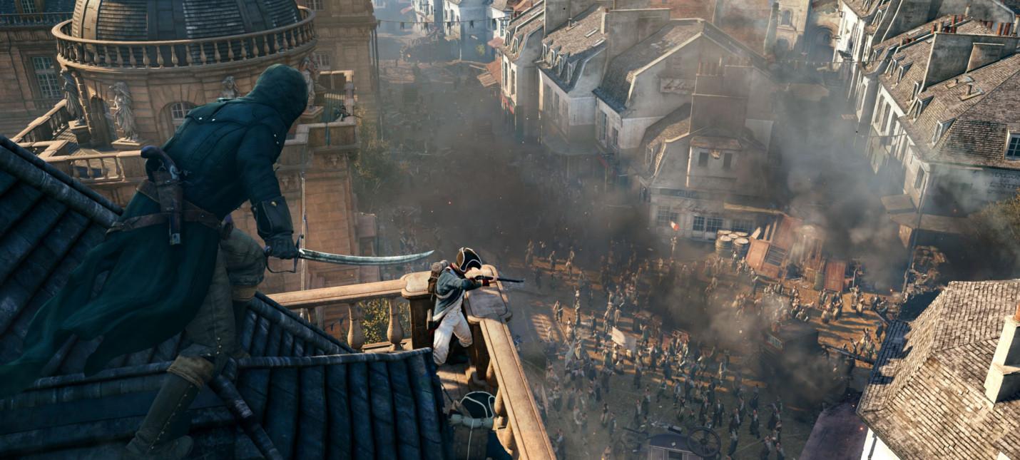 """Valve решила, что у Assassin's Creed Unity не было """"атаки"""" положительными обзорами"""