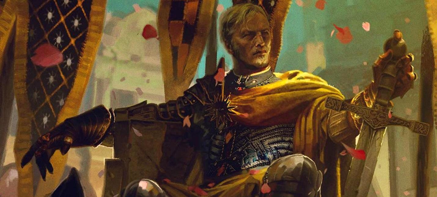 Детальный взгляд на броню нильфгаардских солдат из сериала по Ведьмаку