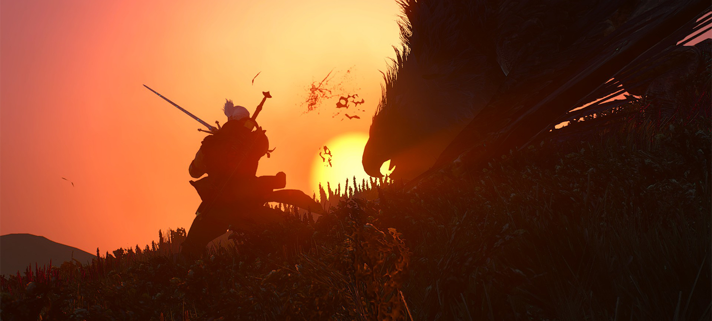 Вот как выглядит The Witcher 3 с трассировкой лучей