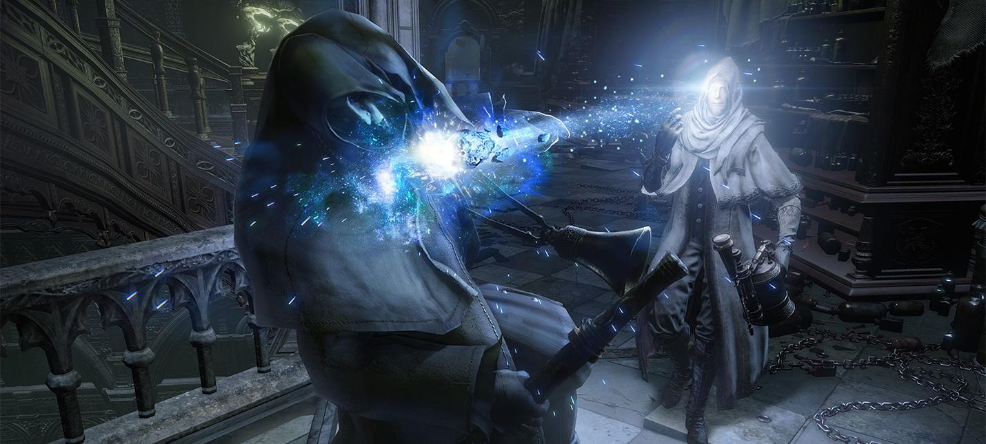 Этот мод Bloodborne позволяет брать под контроль любого врага