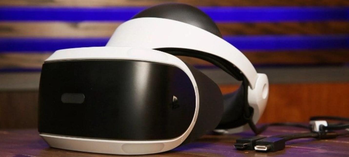 Sony не будет выпускать новый PS VR вместе с Playstation 5