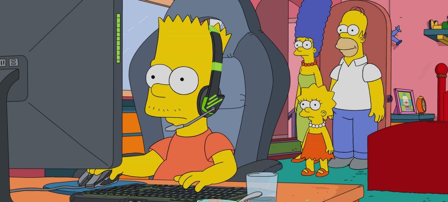 "Слух: На E3 2019 покажут новую игру по ""Симпсонам"""