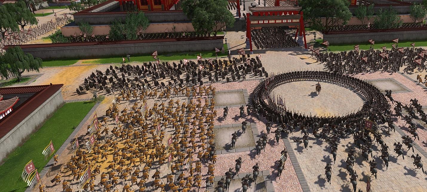 Как повысить параметры генерала в Total War: Three Kingdoms