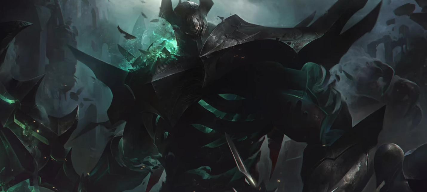 Riot Games показала реворк Мордекайзера из League of Legends