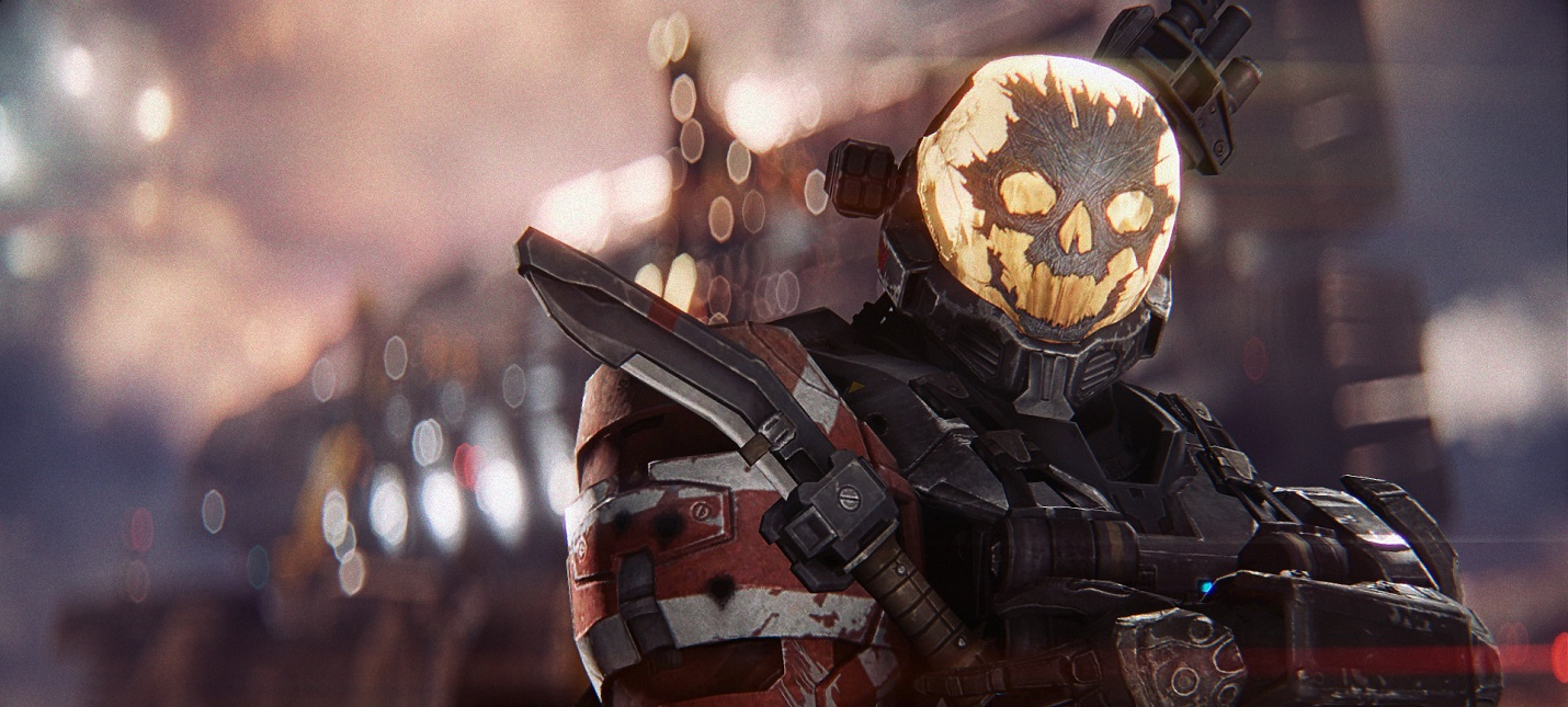 343 Industries показала геймплей Halo Reach на PC