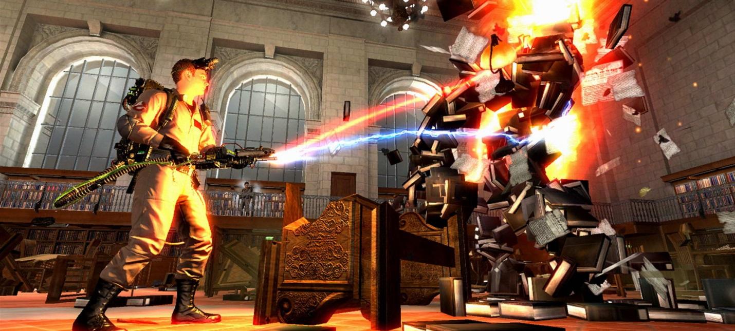 Ремастер Ghostbusters: The Video Game выйдет в этом году