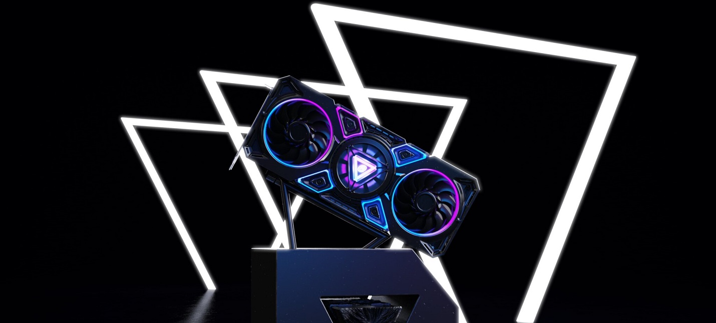 Концепты видеокарт будущего от Intel