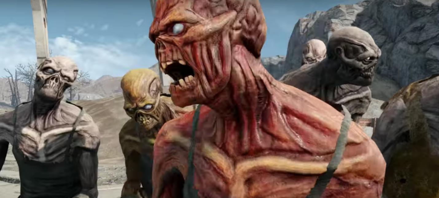 Новый трейлер Capital Wasteland — фанатского ремейка Fallout 3 на движке Fallout 4