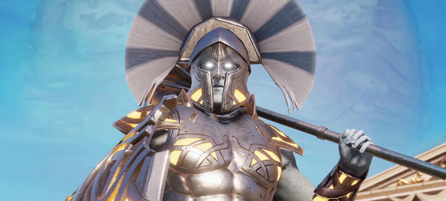 Вышел второй эпизод Assassin's Creed Odyssey — The Fate of Atlantis