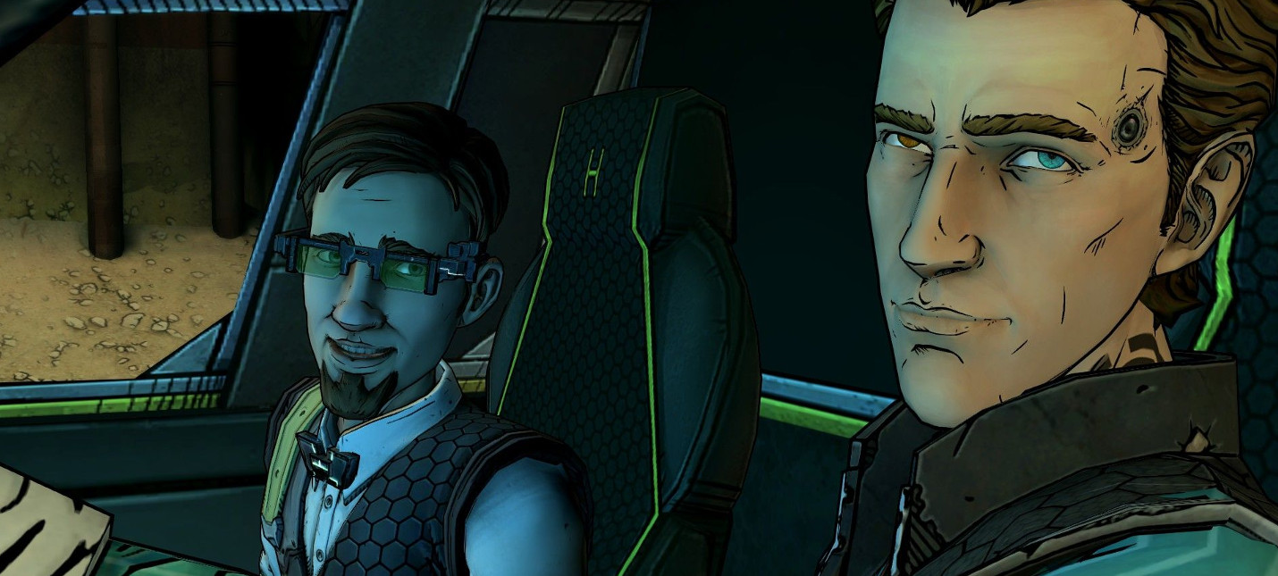Gearbox всё-таки наняла актера из Tales from the Borderlands для Borderlands 3, но не Троя Бейкера
